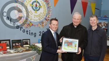 GALLERY: St Eithne's Primary School 20th Anniversary Celebrations