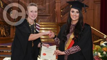 GALLERY: Local students conferred as Members of Accounting Technicians Ireland
