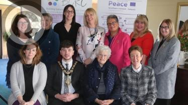 GALLERY: Peace events celebrated by Causeway Coast and Glens