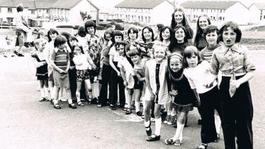 Fond memories recalled as new era begins for Shantallow Community Centre