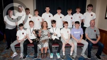 GALLERY: Annual Derry and District Youth FA Awards