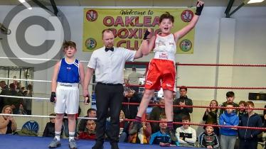 GALLERY: Oakleaf boxers star in County Derry Boxing Championships