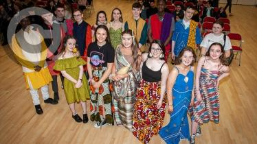 GALLERY: 'Let's Talk' cultural diversity celebration at St. Cecilia's College