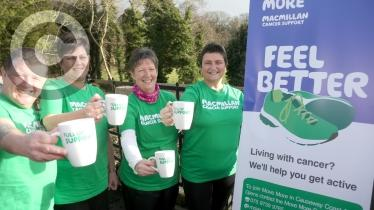 GALLERY: World Cancer Day walk at Roe Valley Country Park