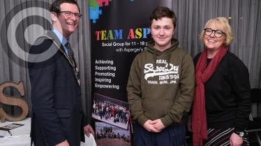 GALLERY: Support group celebrates young people with autism