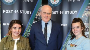 St Patrick's College Dungiven GCSE results