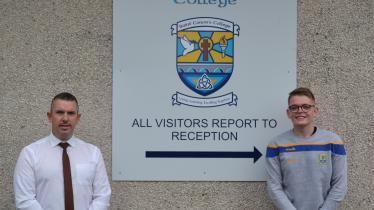 St Conor's Kilrea & Clady GCSE results