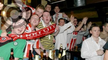 THROWBACK THURSDAY: Heartbreak for Derry City fans (2005)