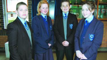Down Memory Lane - Awards event at St Patrick's College, Maghera, in 2009