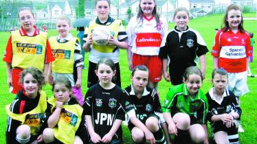 Down Memory Lane: GAA anniversary celebrations in Dungiven in 2009