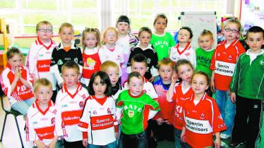 Down Memory Lane: More photos of GAA anniversary celebrations in Dungiven in 2009