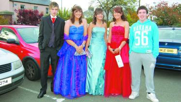 Down Memory Lane with the County Derry Post: St Mary's formal in 2009