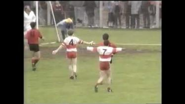 WATCH: Ulster champions Derry fall at the first hurdle in 1988
