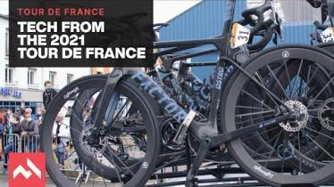 WATCH: Derry designed cycling shoes reach the Tour de France