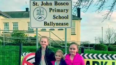 WATCH: County Derry schoolgirl lockdown video diary