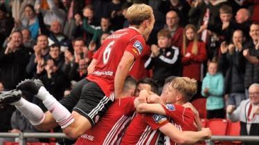 VIDEO: Derry City FC . . . Goals, Goals, Goals!!
