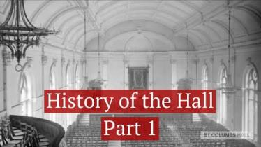 WATCH: The fascinating story of the historic St Columb's Hall in Derry