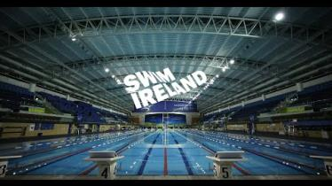 WATCH: Swim Ireland celebrates return to water