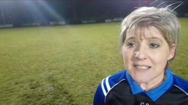 WATCH: Catriona Scott of St Patrick's Maghera gives her reaction to the school's 17th Ulster camogie title