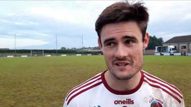 WATCH: Chrissy McKaigue's relief at Slaughtneil being back at the top of the tree