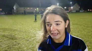 WATCH: Céat McEldowney on St Patrick's Maghera's latest Ulster camogie success