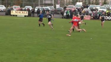 WATCH: Dungiven edge out Kilrea to land U21 title