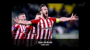 WATCH: Ryan McBride Tribute