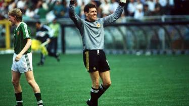WATCH: Great World Cup memories - Donegal's Packie Bonner and Italia 1990