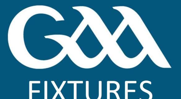 Derry GAA Club Fixtures