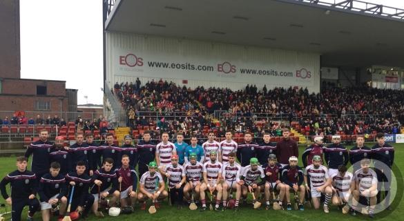 Ulster Club hurling final latest: Slaughtneil v Dunloy