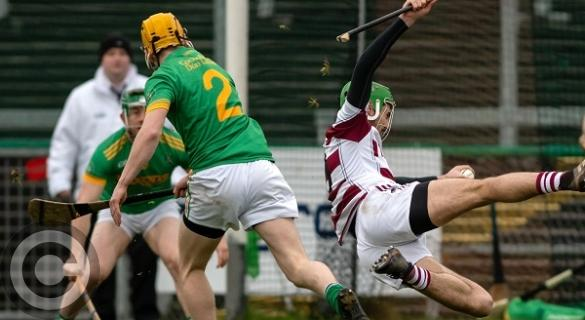 OPINION: How the Dunloy players got on against Slaughtneil
