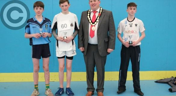 Schools all across Mid Ulster take part in cross country competition
