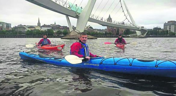 Exciting Kayaking and Canoeing opportunities available