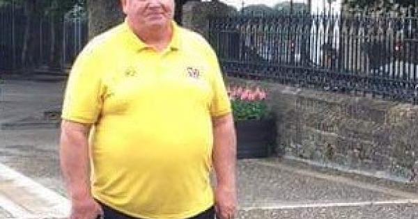 The heartbroken dad who is walking around Derry's Walls every day to help keep his son's memory alive