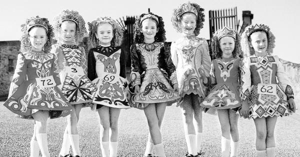 Down Memory Lane: Irish dancing championships in Derry in 2001