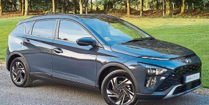 Motoring review: Little and large from new Hyundai Bayon