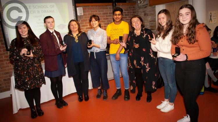 GALLERY: Foyle School of Speech and Drama Awards