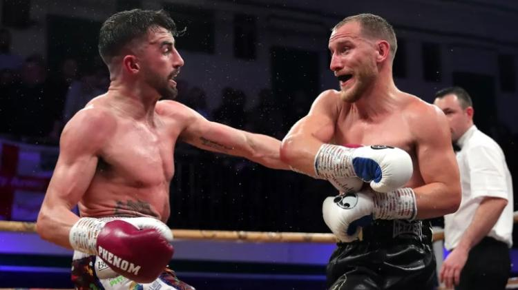 First pro defeat for Derry's Tryone McCullagh