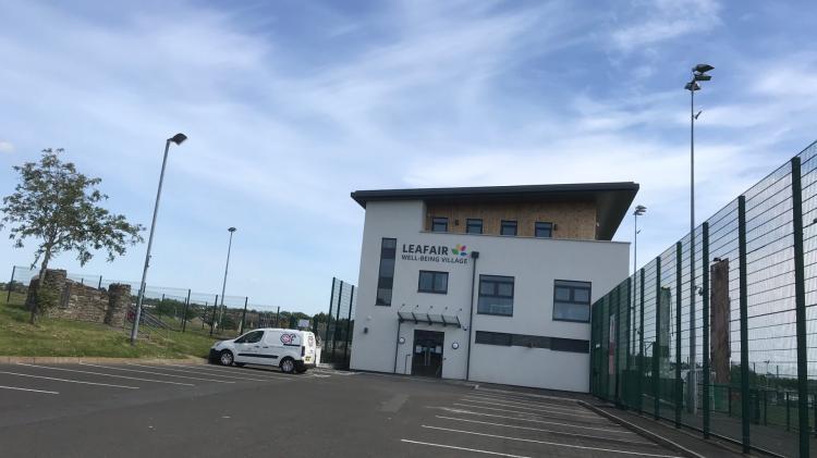 Leafair sports centre
