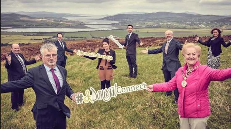 Donegal Connect 2020 has been officially launched with an exciting and informative programme of events lined up to take place virtually this October