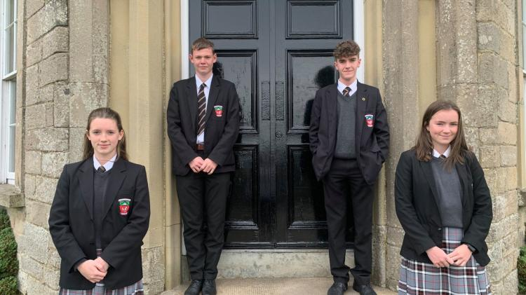 Dungiven students still in big competition