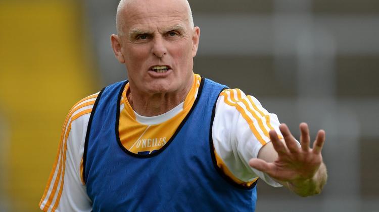 Liam Bradley back in charge of Glenullin