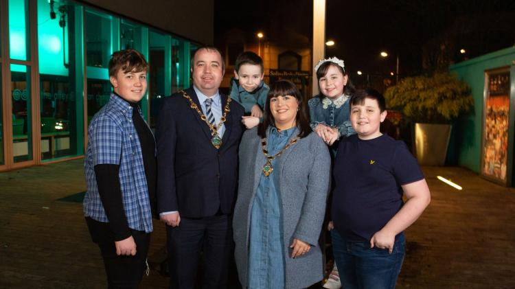 Mayor supporting campaign which is very close to his heart