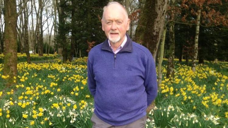 County Derry man walks 50 miles to mark heart surgery anniversary