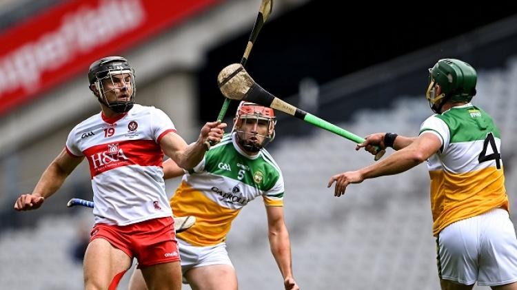 Derry hurlers' wait for a Christy Ring title continues as they fall to rampant Offaly