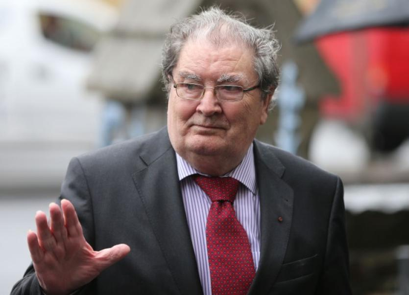 City Hall opens book of condolence following death of John Hume