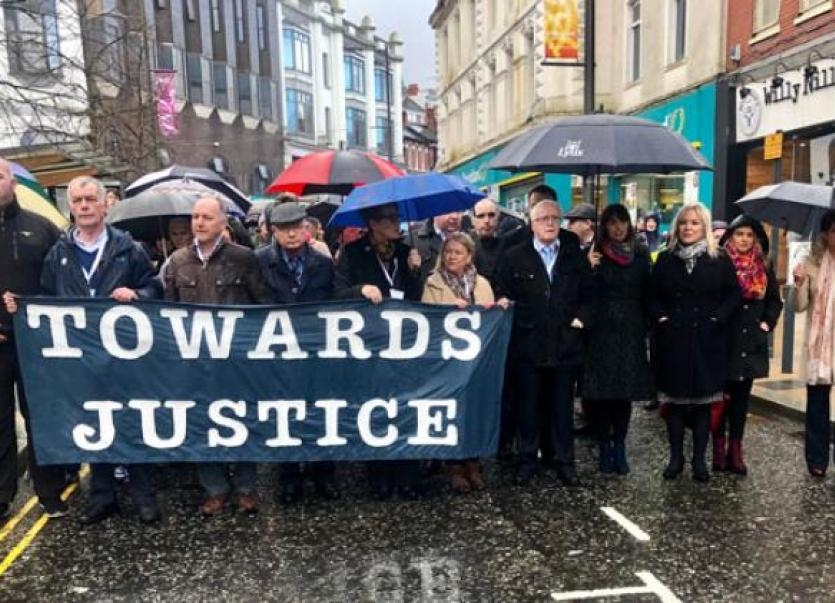 Public Prosecution Service to reveal outcome of reviews — Bloody Sunday
