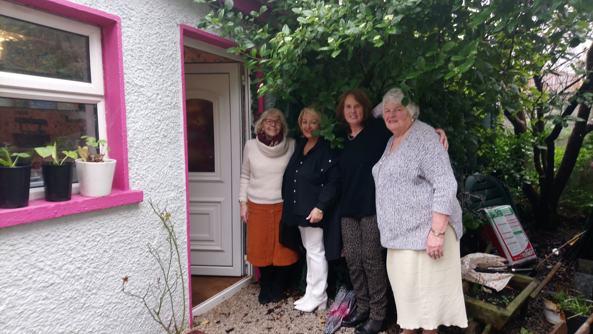 Donegal Women's Shed-ers