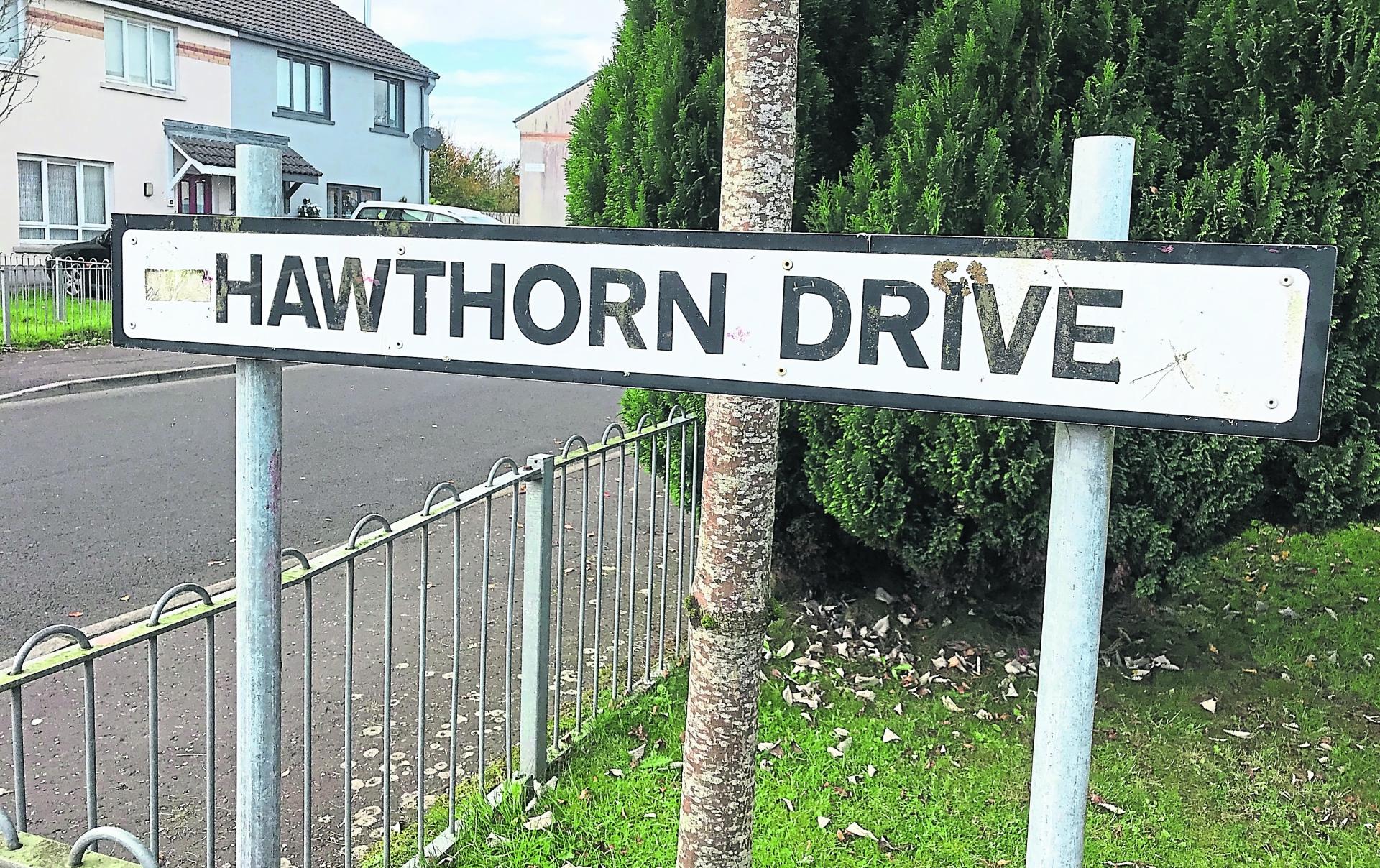 Hawthorn Drive, Derry