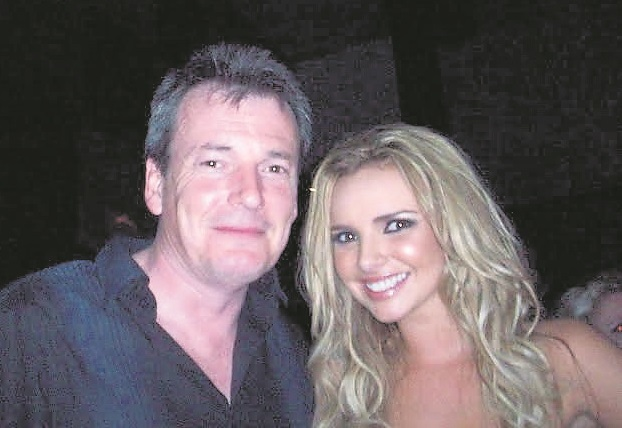 Andrew Monk & Nadine Coyle